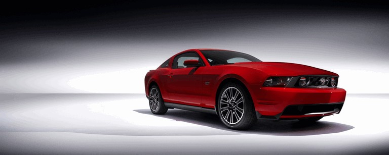 2010 Ford Mustang 241212