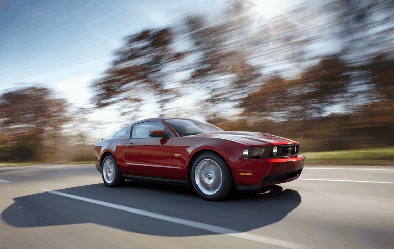 2010 Ford Mustang 241218