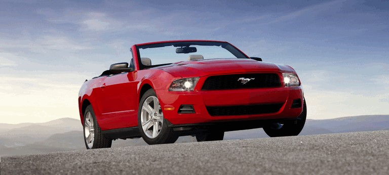 2010 Ford Mustang 241223
