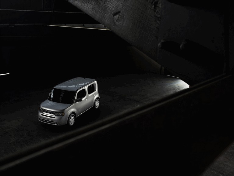 2010 Nissan Cube 241348