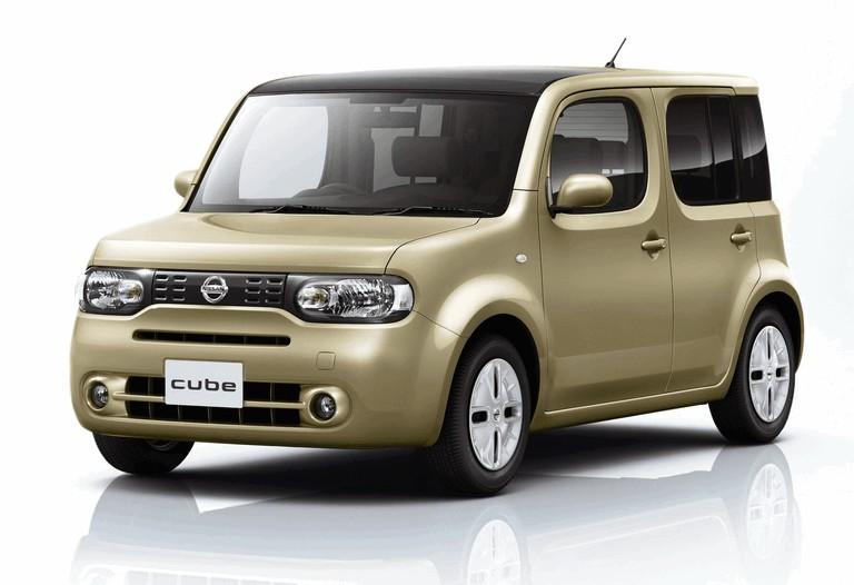2010 Nissan Cube 241381
