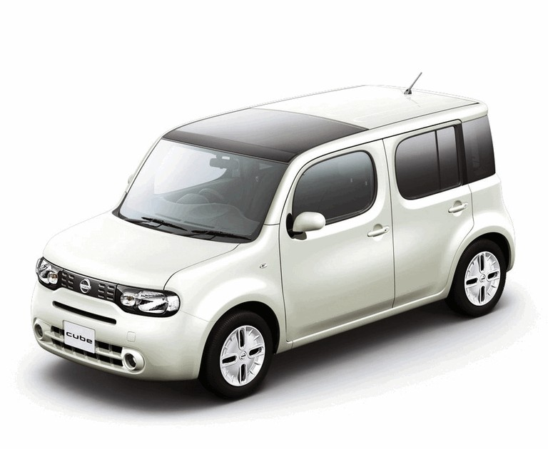 2010 Nissan Cube 241391