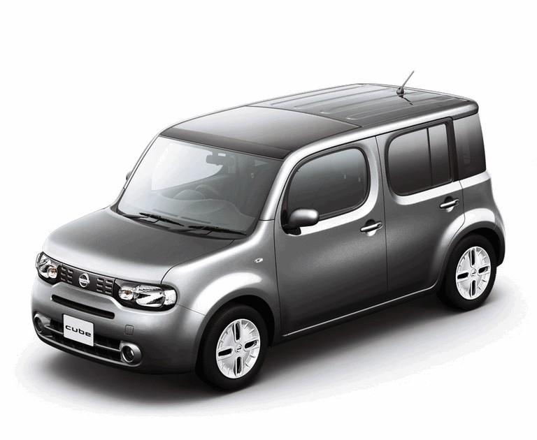 2010 Nissan Cube 241392