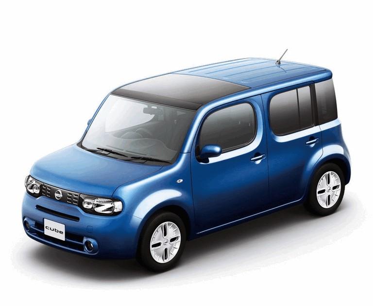 2010 Nissan Cube 241394