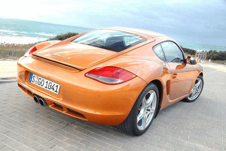2010 Porsche Cayman S 241622