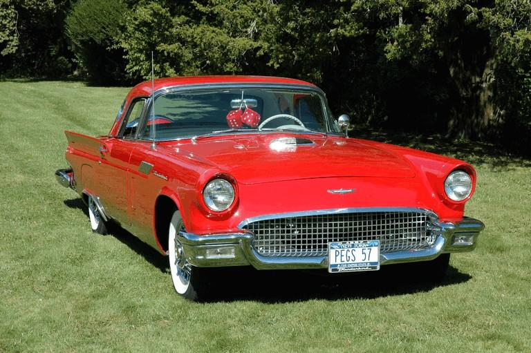 1957 Ford Thunderbird 197209