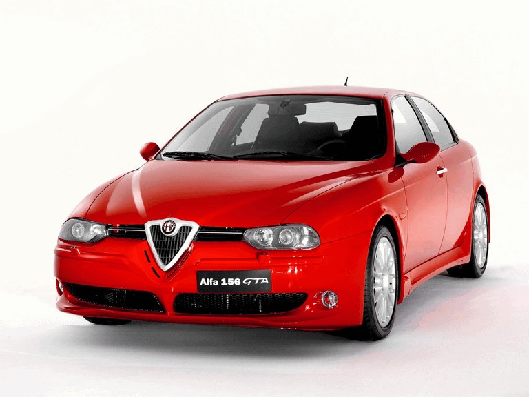 2001 Alfa Romeo 156 GTA 197220