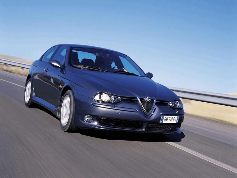 2001 Alfa Romeo 156 GTA 197229