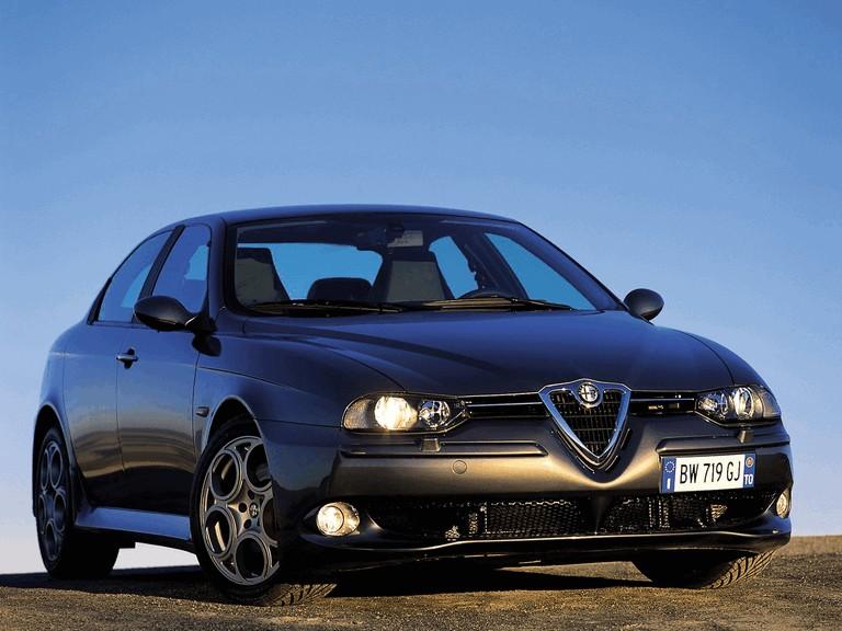 2001 Alfa Romeo 156 GTA 197231