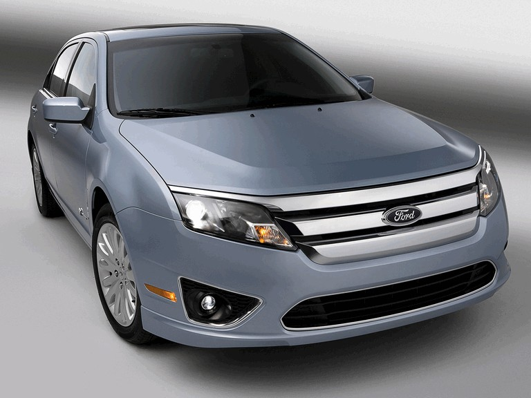 2009 Ford Fusion hybrid USA version 242220