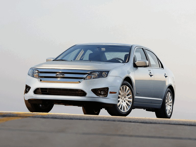 2009 Ford Fusion hybrid USA version 242223