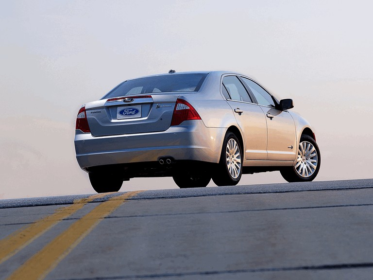 2009 Ford Fusion hybrid USA version 242224