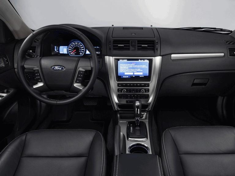 2009 Ford Fusion hybrid USA version 242231