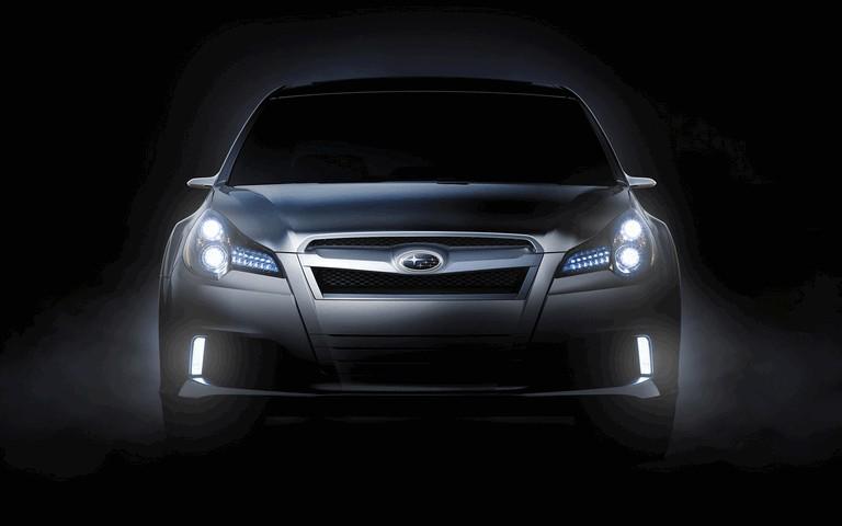 2008 Subaru Legacy concept 242459