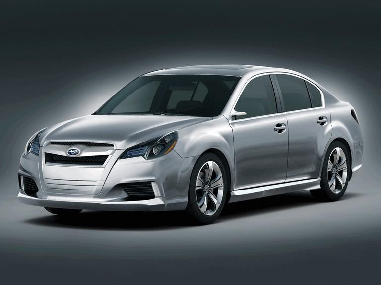 2008 Subaru Legacy concept 242462