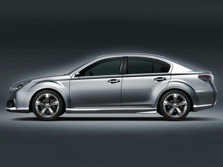 2008 Subaru Legacy concept 242463