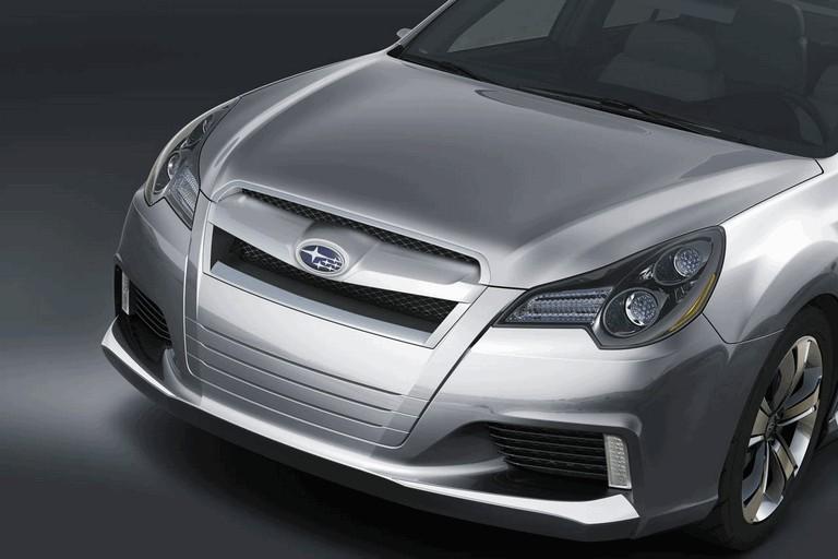 2008 Subaru Legacy concept 242465