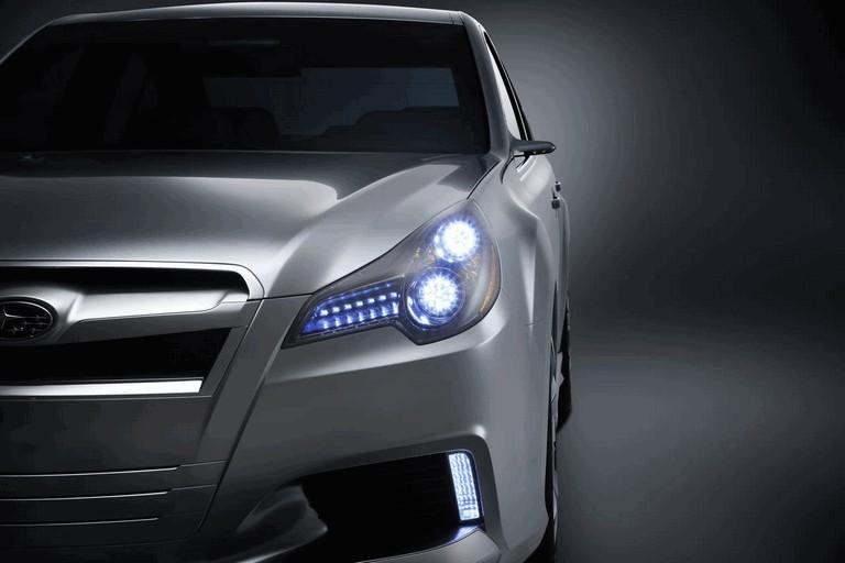 2008 Subaru Legacy concept 242470