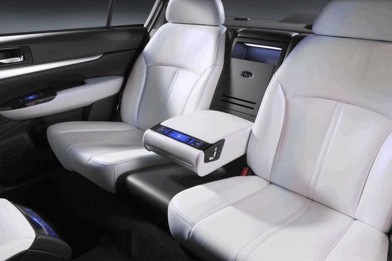 2008 Subaru Legacy concept 242475