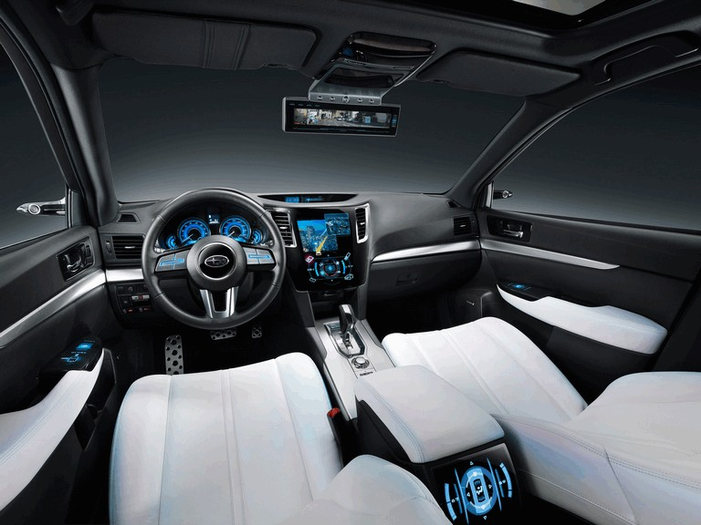 2008 Subaru Legacy concept 242478
