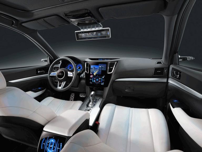 2008 Subaru Legacy concept 242479