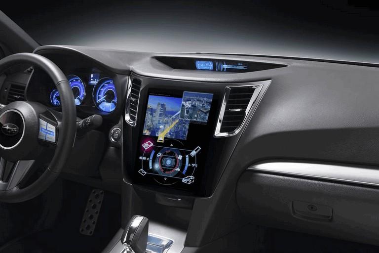 2008 Subaru Legacy concept 242480