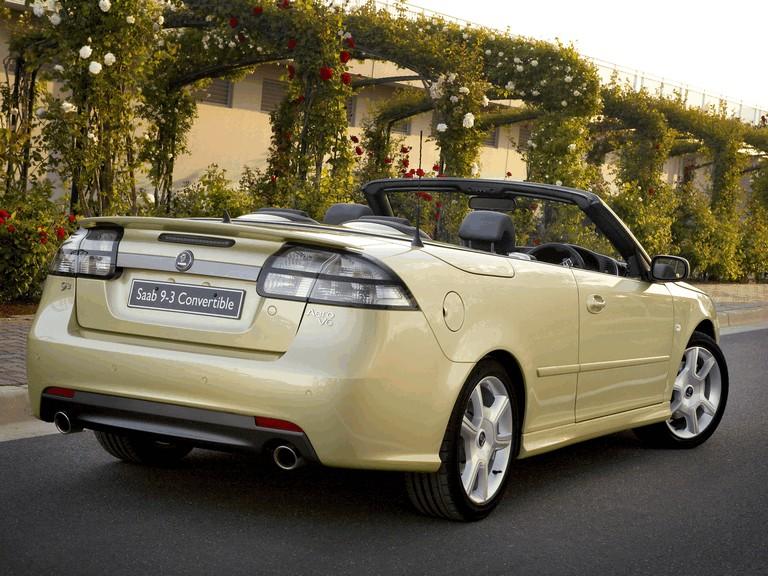 2008 Saab 9-3 Aero convertible special edition 242485