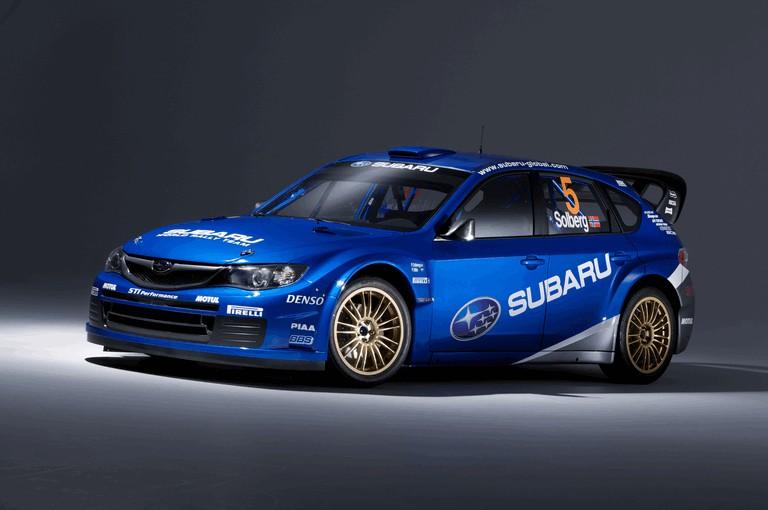 2009 Subaru Impreza WRC 242493