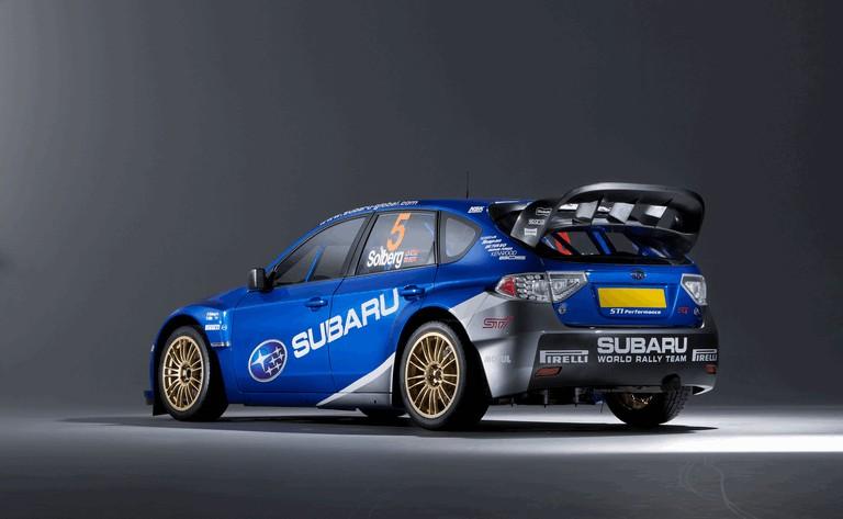 2009 Subaru Impreza WRC 242494