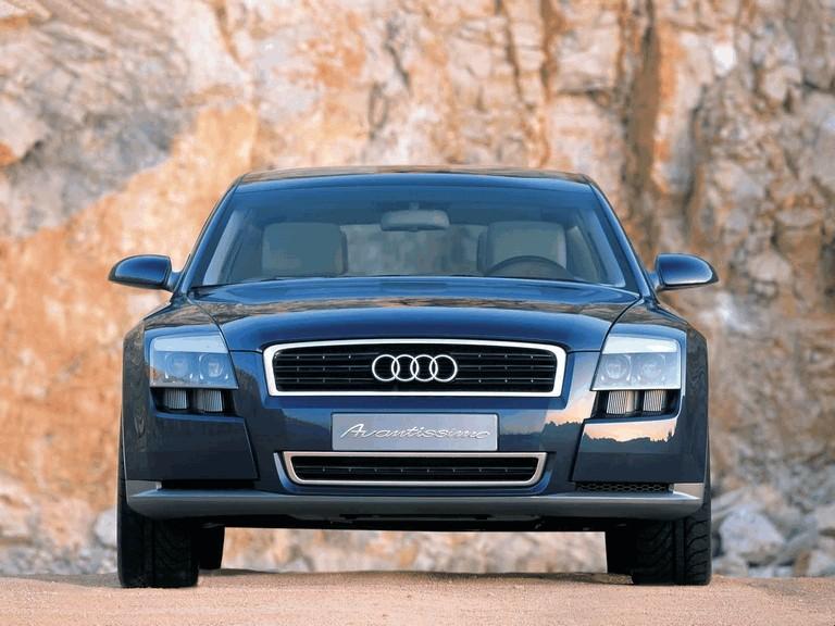 2001 Audi Avantissimo concept 197269