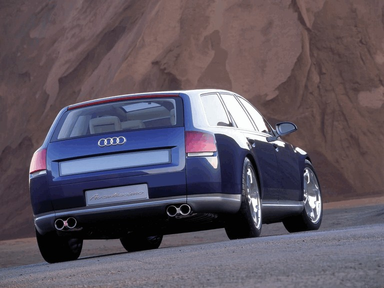 2001 Audi Avantissimo concept 197271