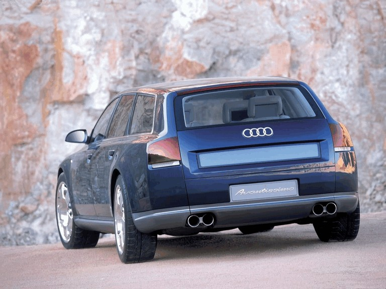 2001 Audi Avantissimo concept 197274