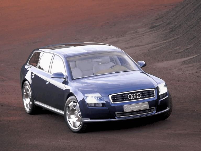 2001 Audi Avantissimo concept 197275