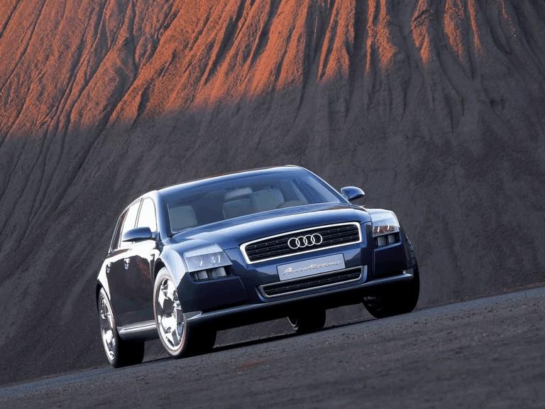 2001 Audi Avantissimo concept 197276