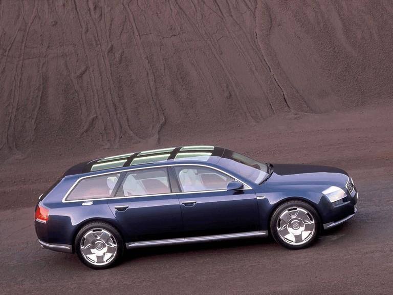 2001 Audi Avantissimo concept 197279