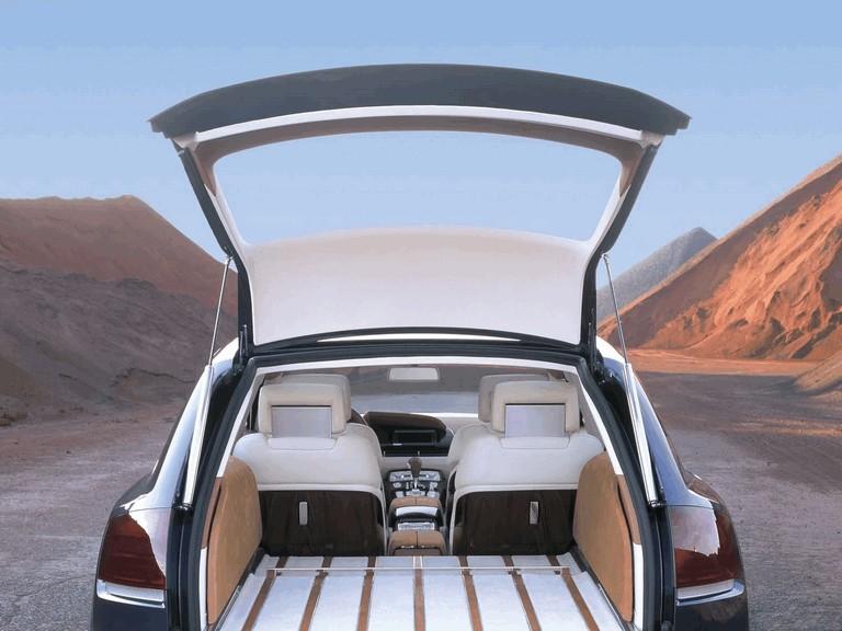 2001 Audi Avantissimo concept 197280