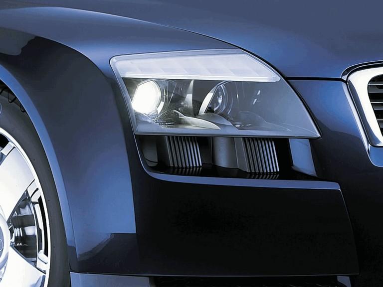 2001 Audi Avantissimo concept 197282