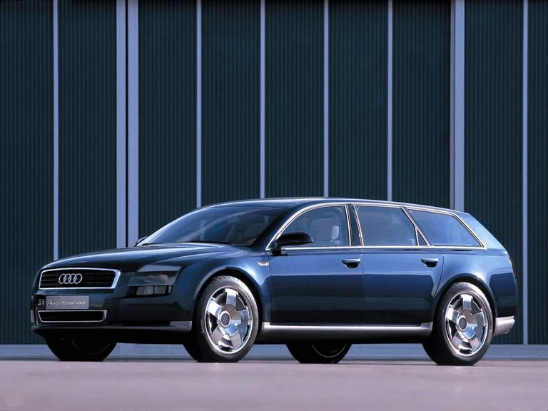 2001 Audi Avantissimo concept 197285