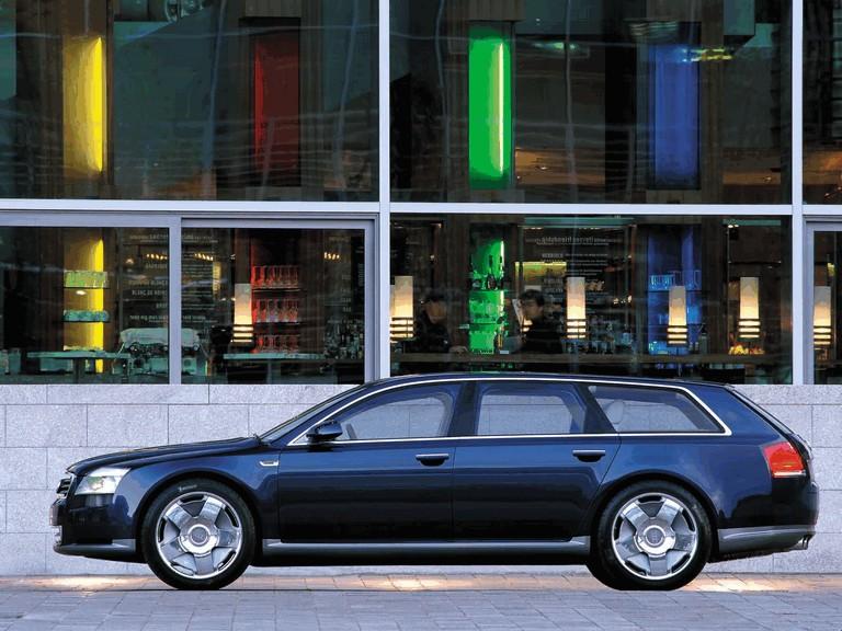 2001 Audi Avantissimo concept 197286