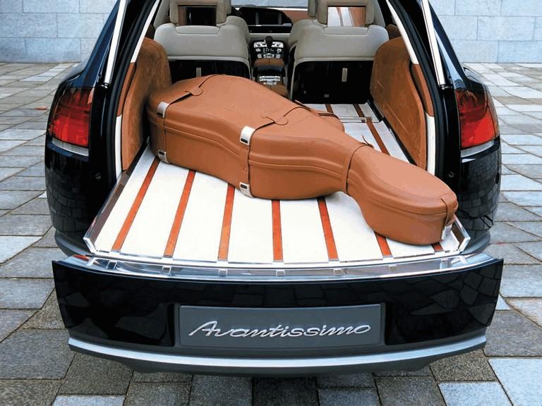 2001 Audi Avantissimo concept 197290
