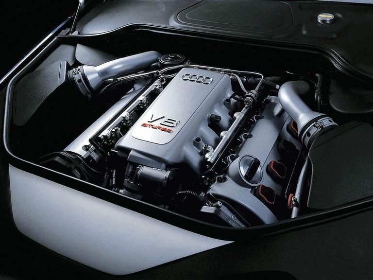 2001 Audi Avantissimo concept 197296