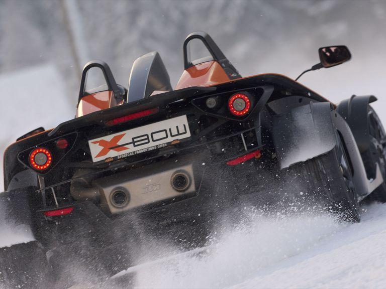 2009 KTM X-Bow Winter drift 527660