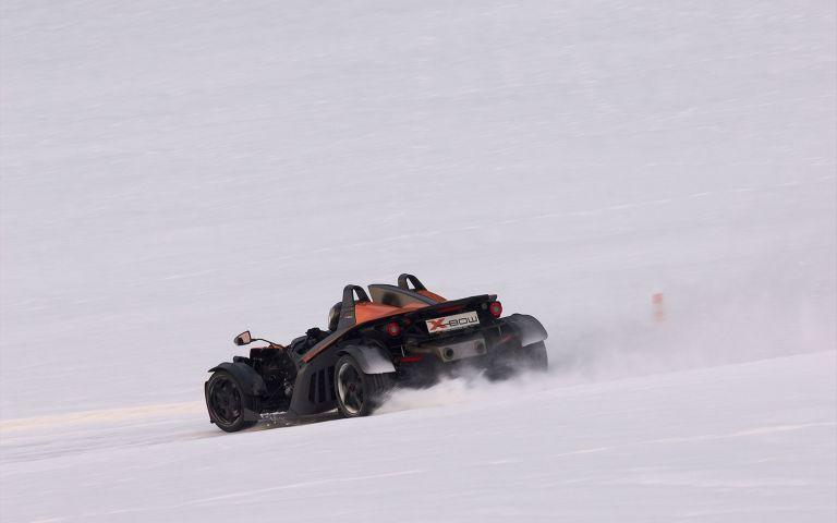 2009 KTM X-Bow Winter drift 527662