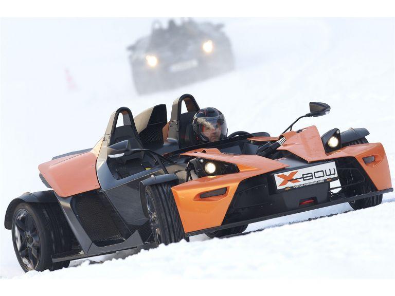 2009 KTM X-Bow Winter drift 527665