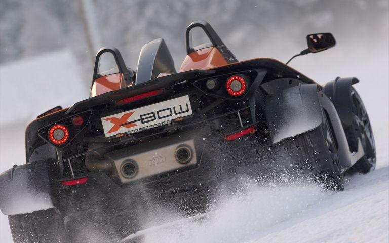 2009 KTM X-Bow Winter drift 527666