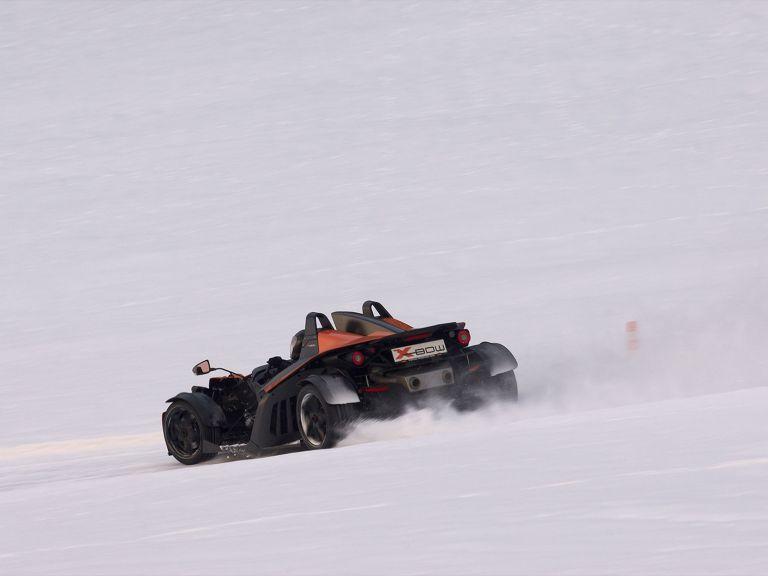 2009 KTM X-Bow Winter drift 527668