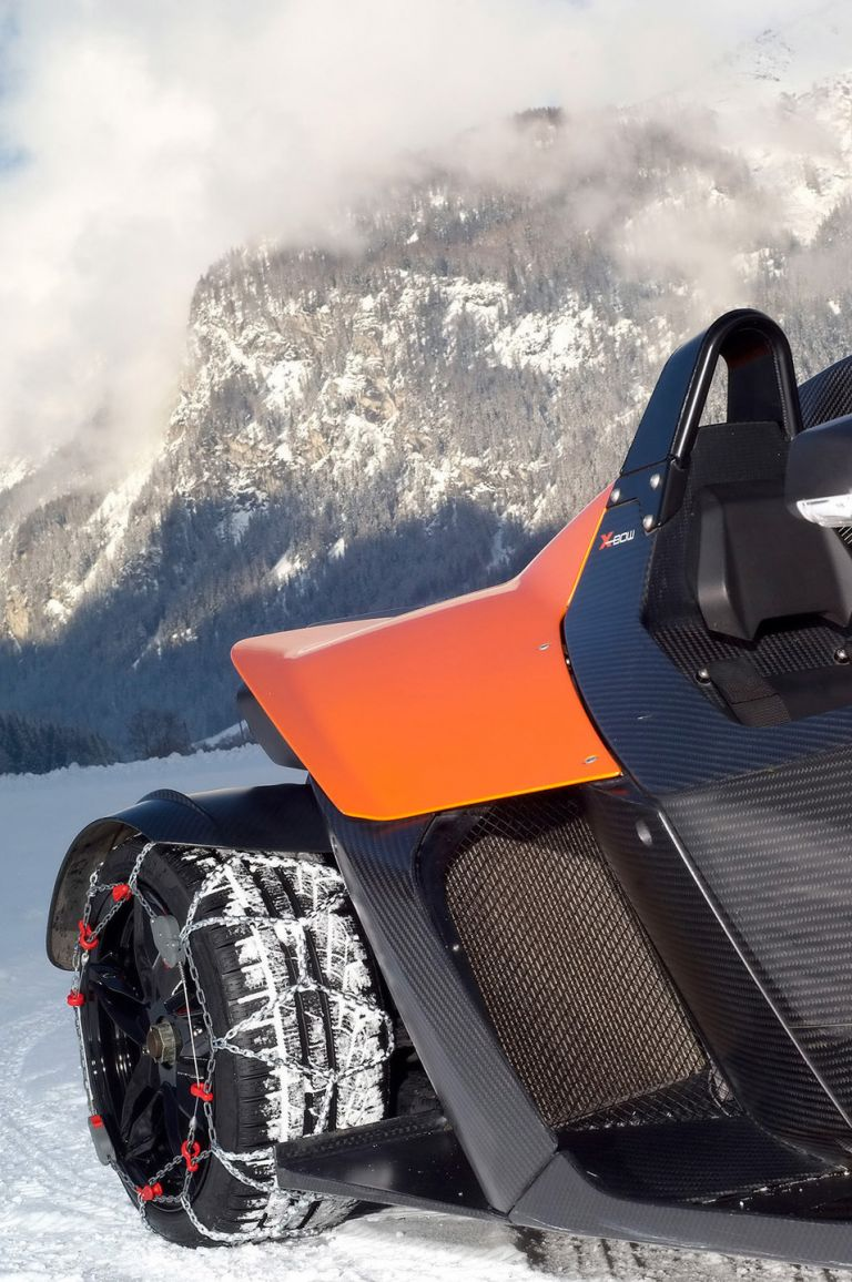 2009 KTM X-Bow Winter drift 527673