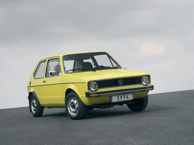 1974 Volkswagen Golf 242552