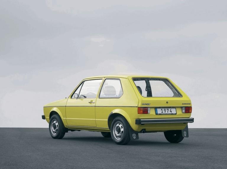 1974 Volkswagen Golf 242553