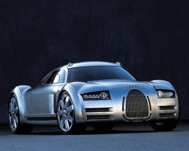 2001 Audi Rosemeyer concept 197300